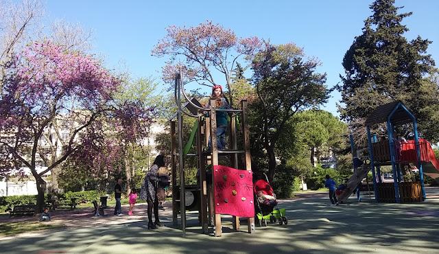 Parc de Tastavin Montpellier