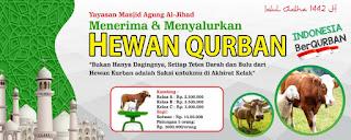 Download Spanduk Qurban Format CorelDraw Gratis