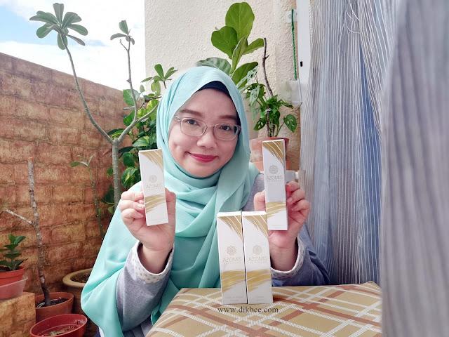 Azomis Skincare Untuk Rutin Asas Penjagaan Wajah