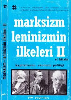 Marksizm Leninizmin İlkeleri 2 - Kapitalizmin Ekonomi Politiği
