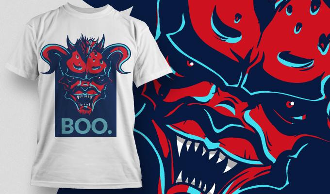 Boo designious T Shirt