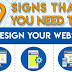 9 Signs You Need A New Website