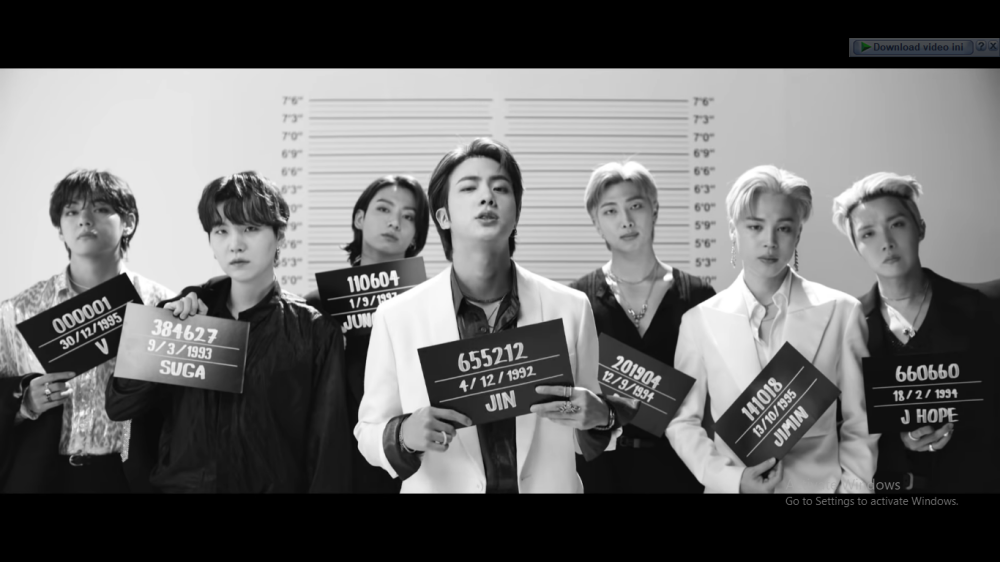 BTS Presents Catchy Pop Dance Music in The MV 'Butter'