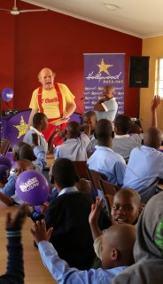 KwaZulu-Natal Cerebral Palsy Association - Hollywoodbets Team Support
