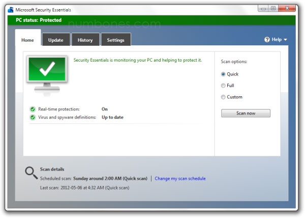 Microsoft Security Essentials | Antivirus: Definition,Types, and Examples