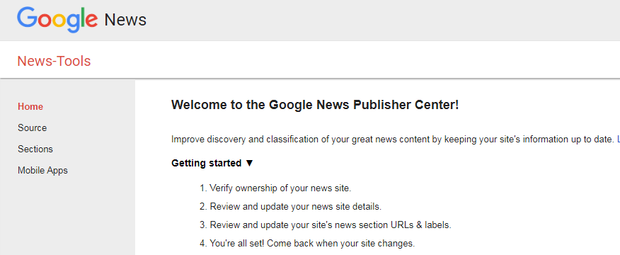 List Google News and Get more Visitor Blogs
