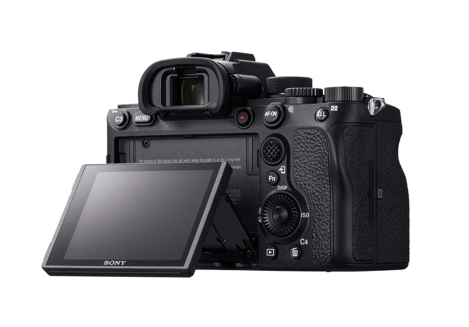 Sony Introduces α7R IV World's First 35mm Full-Frame 61 MP Back-Illuminated Exmor R™ CMOS Image Sensor