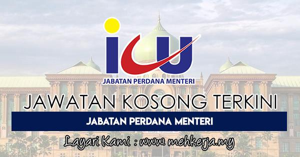 Jawatan Kosong Terkini 2018 di Jabatan Perdana Menteri