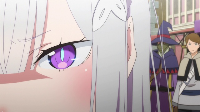 Re:Zero Emilia
