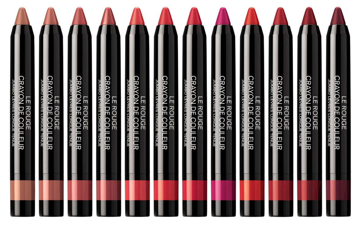 chanel le rouge crayon de couleur jumbo longwear lip crayon with swatches beauty crazed in. Black Bedroom Furniture Sets. Home Design Ideas