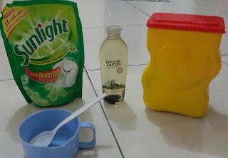 Fun Time #13 : Membuat Slime dari Tepung, Minyak & Sabun Cuci Piring