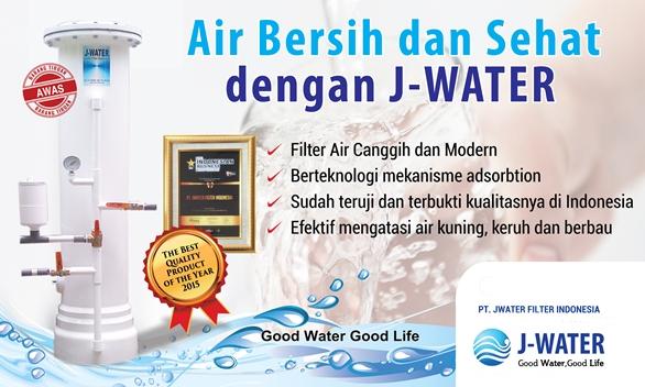 filter air buncit mampang
