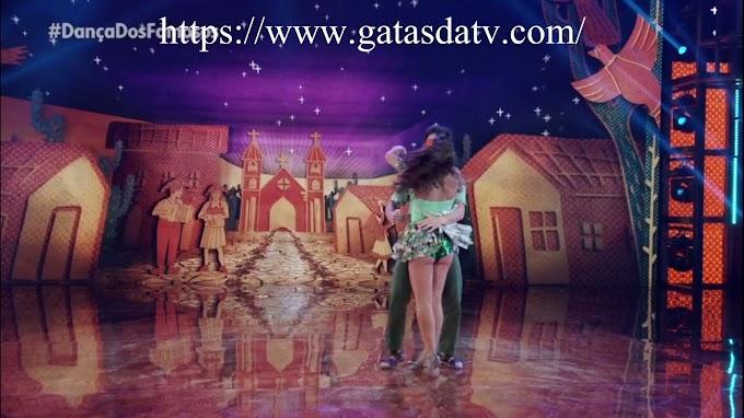Giullia Buscacio - Dança dos Famosos #1 - Assista gratuitamente