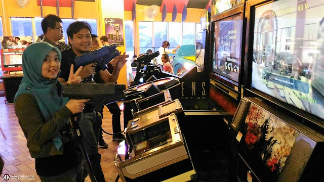 Vision City Video Games Park, Resorts World Genting,