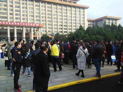 投诉:陕西西咸新区国润城购房户到陕西省政府请愿