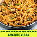 Amazing Vegan One Pot Spicy Thai Noodles