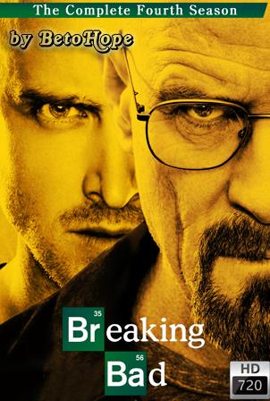 Breaking Bad Temporada 4  [2011] [720p] [Latino-Ingles] [Google Drive] GloboTV