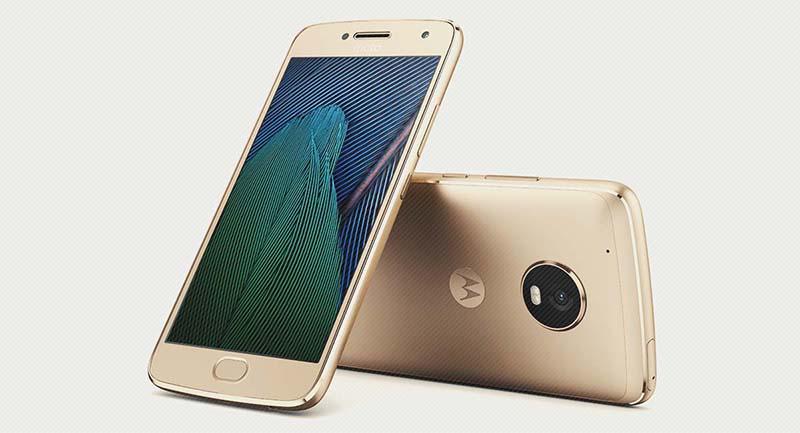 Ponsel Terjangkau Moto G5 Plus
