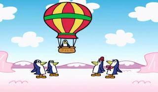 Elmo's World Sky TV Cartoon