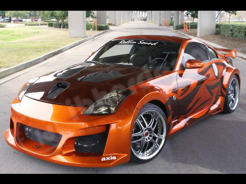 Nissan Fairlady Z >> street king: Nissan 350z