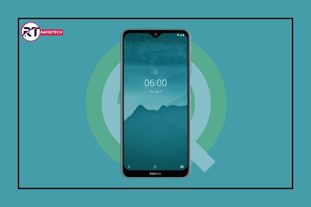 تحديث أندرويد 10 لهاتف نوكيا Nokia 6.2