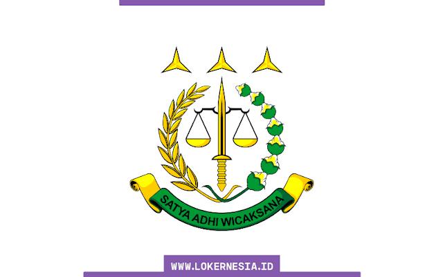 Lowongan Kerja Kejaksaan Negeri Sumbawa Februari 2021