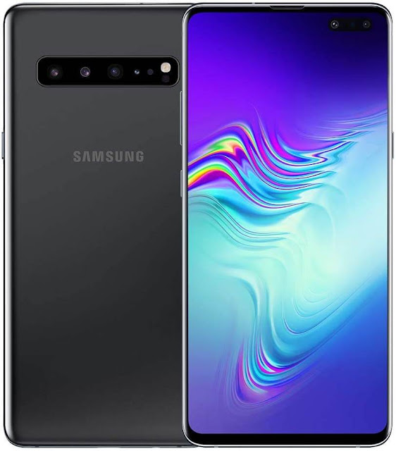 Samsung Galaxy S10 5G Majestic Black