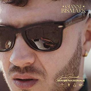"""Copertina di """"Gianni Nazionale"""", il nuovo singolo di Gianni Bismark."""