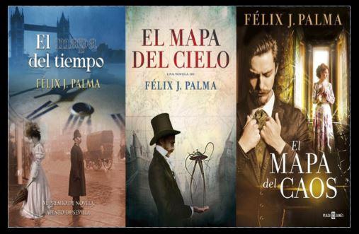 La trilogía Victoriana de Félix J. Palma