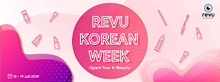 revu korean week