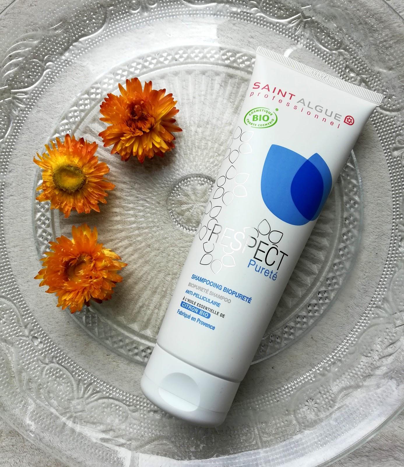 SAINT ALGUE Shampooing BioPureté