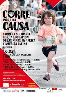 Carrera Entreculturas 2019