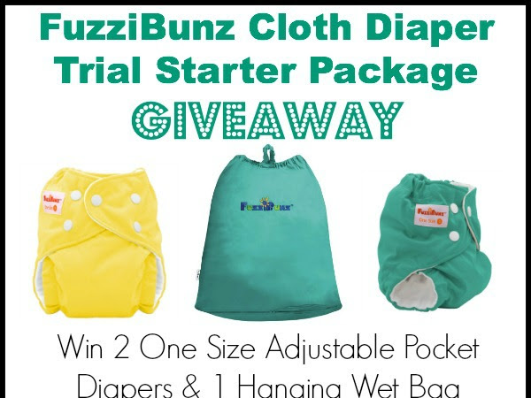 Want To Try the NEW FuzzieBunz Diapers? Enter to Win!!