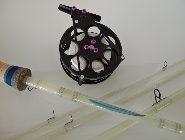 NAGEL FLY RODS -  When Light is Not Light Enough