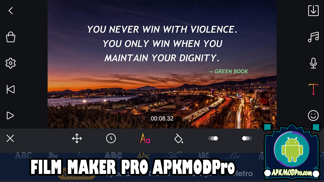 Download Film Maker Pro Mod Apk v2.7.4.3 Unlock All Terbaru 2020