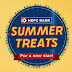 HDFC Summer Treats | Target Spend Based Promotion for July 2020
