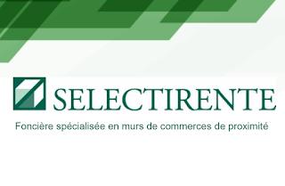 Action Selectirente dividende 2020