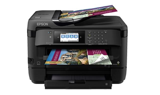 Télécharger Pilote d'imprimante Epson WF-7720 Gratuit