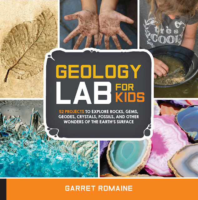 geology lab for kids book
