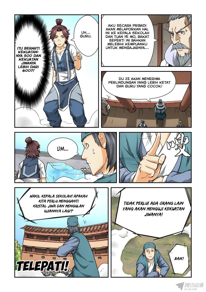 Tales of Demons and Gods Chapter 83