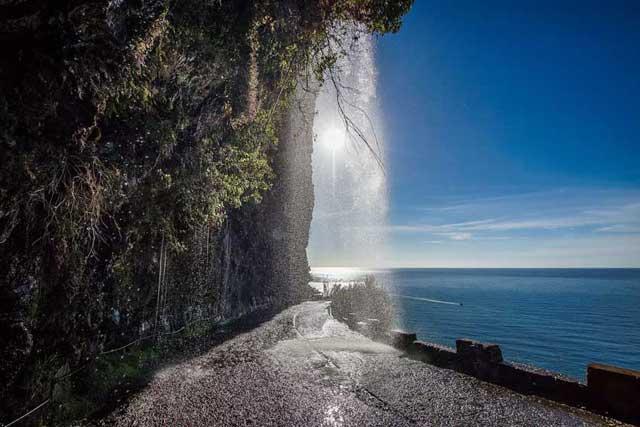 Cascata dos Anjos Madeira