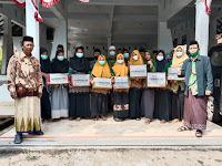 Warga NU Sarwodadi Donasikan Jutaan Rupiah Untuk Korban Bencana Alam