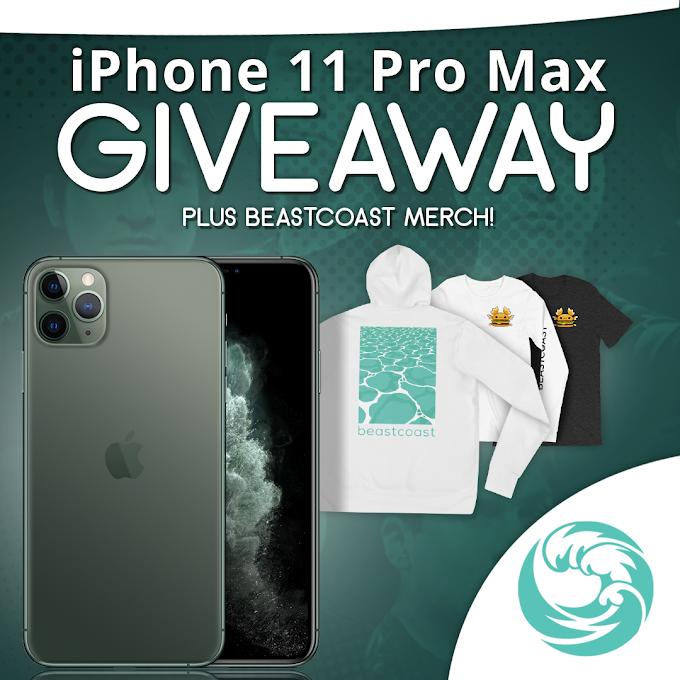 Sorteio - Concorra a um: iPhone 11 Pro Max!!
