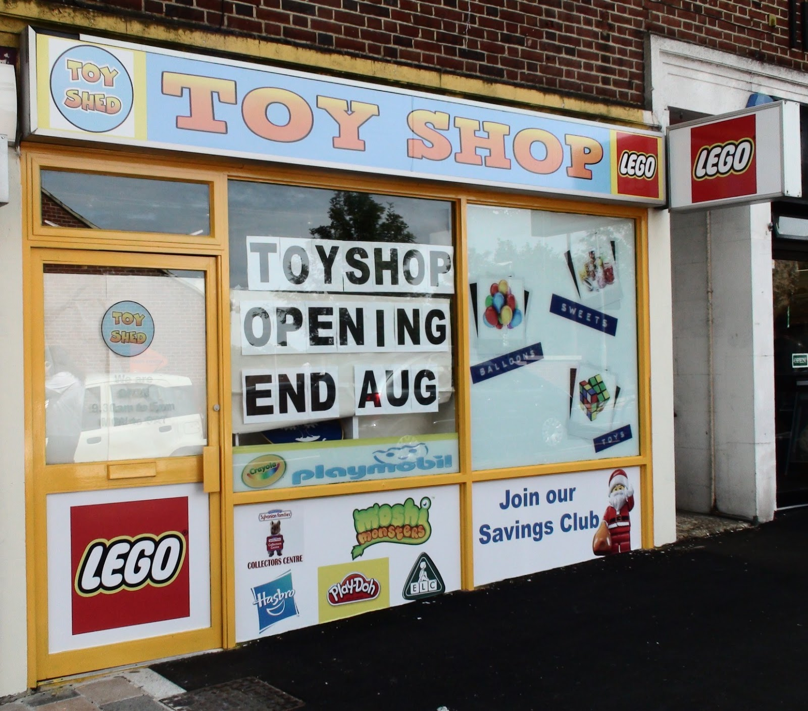 Lego Shops Adelaide The Worcester Park Blog Time Toy Open A New Shop