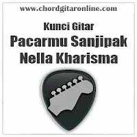 Chord Nella Kharisma Pacarmu Sanjipak