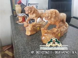 Patung singa Tulungagung