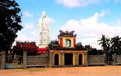 Chua Long Khanh Quy Nhon