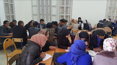 Rapport sur une séance de formation relative au projet de classe