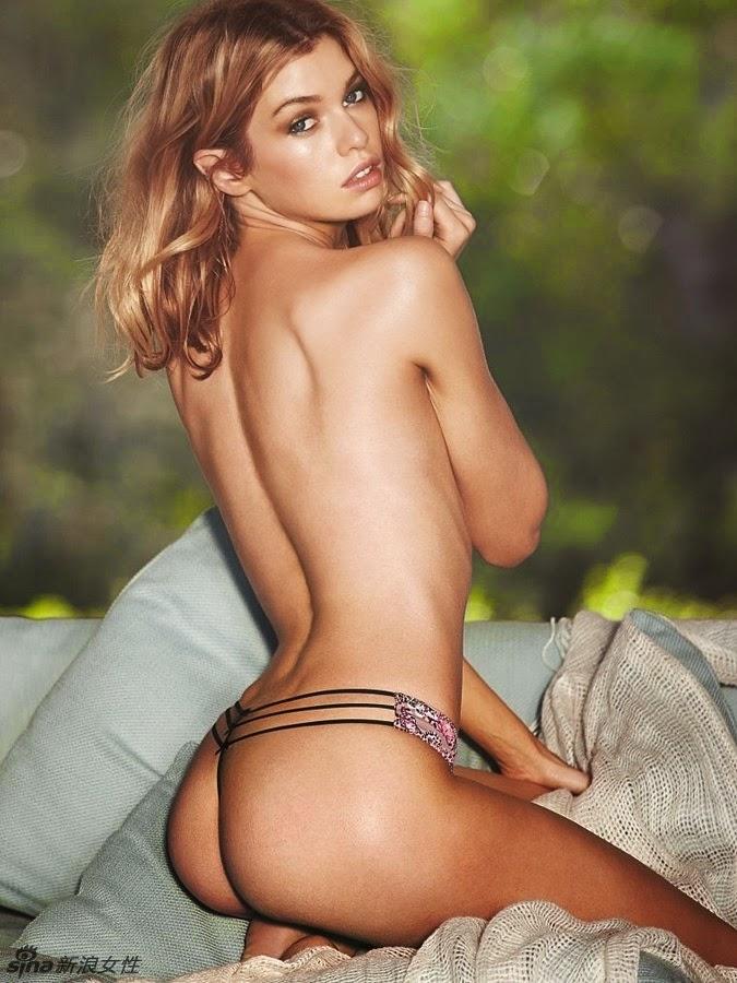 Victoria Secret Angels Latest Blockbuster Beautiful Sexy Lingerie Lace Temptation