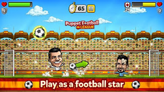 Puppet Football League Spain Apk Hacked Free Download For Android